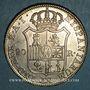 Coins Espagne. Royaume. Joseph Napoléon (1808-1813). 20 reales 1810 M-A.I. Madrid