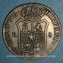 Coins Espagne. Royaume. Joseph Napoléon (1808-1813). 8 reales 1809 M-I.G. Madrid