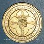 Coins Euro des Villes. Barcelonnette (04). 1 euro 1996