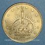 Coins Euro des Villes. Bordeaux (33). 1 euro 1998