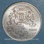 Coins Euro des Villes. Bordeaux (33). 2 euro 1998