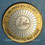 Coins Euro des Villes. La Garde-Freinet (83). 1 euro 1998