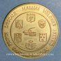Coins Euro des Villes. Malijai (04). 1,5 euro 1996