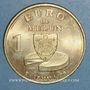 Coins Euro des Villes. Melun (77). 1 euro 1998