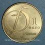 Coins Euro des Villes. Ozoir-la-Ferrière (77). 1 euro 1997