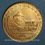 Coins Euro des Villes. Voisin-le-Bretonneux (78). 3 euro 1997