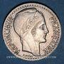 Coins Gouvernement provisoire (1944-1947). 10 francs Turin 1945, rameaux courts