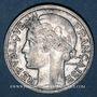 Coins Gouvernement provisoire (1944-1947). 2 francs Morlon aluminium 1946 B