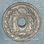Coins Gouvernement provisoire (1944-1947). 20 cmes 1945