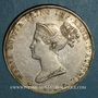 Coins Italie. Duché de Parme, Plaisance et Guastalla. Marie-Louise. 5 lires 1815