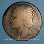 Coins Italie. Royaume de Naples et des Deux Siciles. Joachim Murat (1808-15). 3 grana 1810