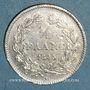 Coins Louis-Philippe (1830-1848). 1/2 franc 1845 A
