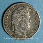 Coins Louis Philippe (1830-1848). 1/4 franc 1841 B