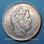 Coins Louis-Philippe (1830-1848). 2 francs 1845 BB. Strasbourg
