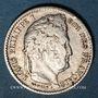 Coins Louis-Philippe (1830-1848). 25 centimes 1846 BB. Strasbourg. 7 922 ex !