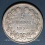 Coins Louis Philippe (1830-1848). 5 francs 1834 A
