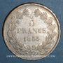 Coins Louis Philippe (1830-1848). 5 francs 1835 A