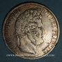 Coins Louis Philippe (1830-1848). 5 francs 1837 MA. Marseille
