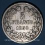 Coins Louis Philippe (1830-1848). 5 francs 1838 A