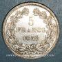 Coins Louis Philippe (1830-1848). 5 francs 1838 MA. Marseille