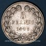 Coins Louis Philippe (1830-1848). 5 francs 1846 A