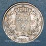 Coins Louis XVIII (1815-1824). 1 franc 1818 A