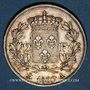 Coins Louis XVIII (1815-1824). 2 francs 1822 A