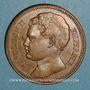 Coins Napoléon II (1811-1832). 5 francs 1816. Essai. Bronze