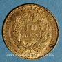 Coins 3e république (1870-1940). 10 francs Cérès 1899 A. (PTL 900‰. 3,22 g)