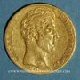 Coins Charles X (1824-1830). 20 francs 1830 A. (PTL 900‰. 6,45 g)
