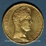 Coins Charles X (1824-1830). 40 francs 1828 A. (PTL 900‰. 12,90 g)