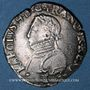Coins Charles IX (1560-1574). Monnayage en son nom. Teston, 3e type, 1568 L. Bayonne