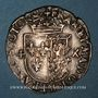 Coins François II (1559-1560). Teston 1560. Frappé en Ecosse