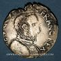 Coins Henri II (1547-1559). Teston, 2e type, Lyon. Faux d'époque !