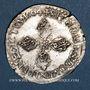 Coins Henri IV (1589-1610). 1/2 franc 1604 B. Rouen