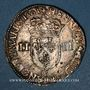 Coins Henri IV (1589-1610). 1/4 d'écu, 2e type, 1603 &. Aix
