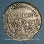 Coins Henri VI d'Angleterre (1422-1453). Blanc aux écus. Paris