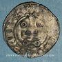 Coins Jean II le Bon (1350-1364). Denier tournois, 3e type, 1ère émission
