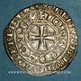 Coins Jean II le Bon (1350-1364) - Monnayage particulier pour le Languedoc. Gros tournois, 3 juillet 1359