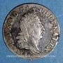 Coins Louis XIV (1643-1715). 10 sols aux 4 couronnes 1702 BB. Strasbourg