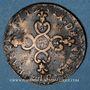 Coins Louis XIV (1643-1715). 6 deniers dits dardenne 1712 &. Aix