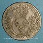 Coins Louis XIV (1643-1715). Monnayage particulier de Strasbourg. 33 sols 1705 BB