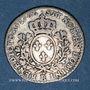 Coins Louis XV (1715-1774). 1/10 écu au bandeau 1766 R. Orléans