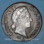 Coins Louis XV (1715-1774). 1/2 sol à la vieille tête 1770. Besançon