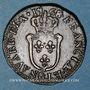 Coins Louis XV (1715-1774). 1/2 sol d'Aix 1768 &