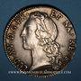 Coins Louis XV (1715-1774). Ecu au bandeau de Béarn 1770. Pau