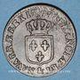 Coins Louis XVI (1774-1793). 1/2 sol 1779 &. Aix. 1er sem.