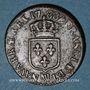 Coins Louis XVI (1774-1793). 1/2 sol 1788 MA. Marseille