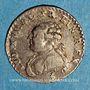 Coins Louis XVI (1774-1793). 6 sols à la grosse tête. 1783 A