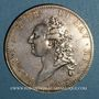 Coins Louis XVI (1774-1793). Ecu de Calonne 1786 A